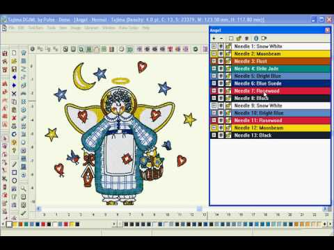 Embroidery Digitizing Software: A Comprehensive Buying Guide