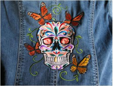 embroidery design