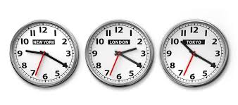 time zone confusions with embroidery digitizing service