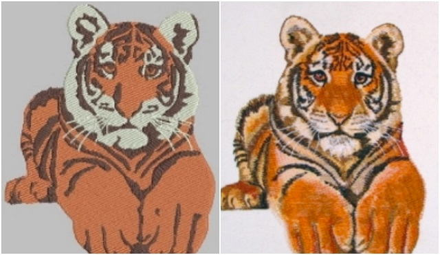 evaluating good and bad embroidery digitizing services and embroidery digitizers