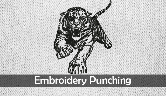 Benefits Of Embroidery Punching