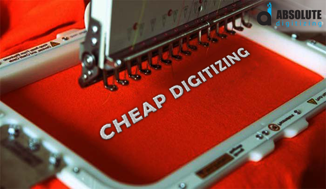 Cheap Digitizing For Embroidery
