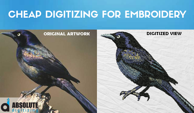 Cheap Digitizing For Embroidery Is Still Important Absolute Digitizing
