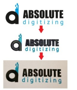 logo embroidery digitizing