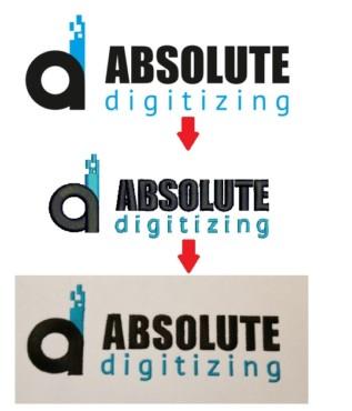 logo embroidery digitizing