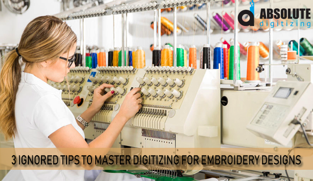 3 Ignored Tips To Master Digitizing For Embroidery Designsg