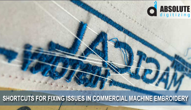 Shortcuts For Fixing Issues In Commercial Machine Embroidery 1g