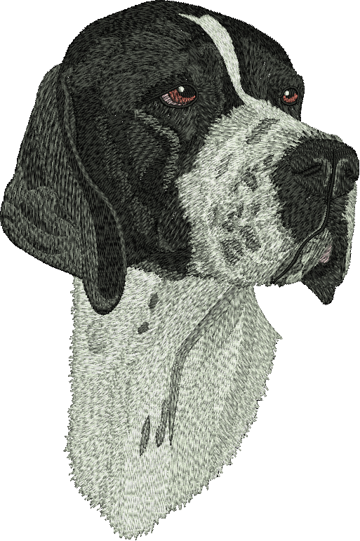 Digitizing Dog Embroidery Designs