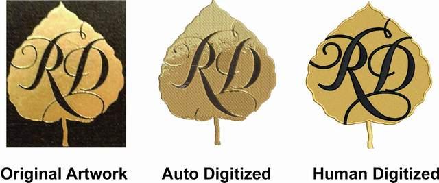 Auto Digitizing