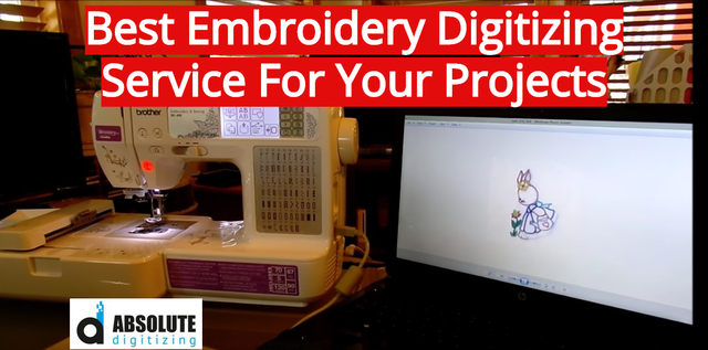 Best Embroidery Digitizing Service
