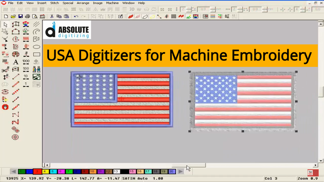 USA Digitizers