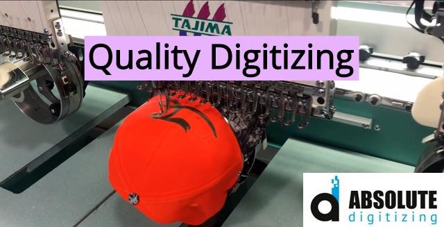 Quality Digitizing