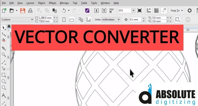 vector converter