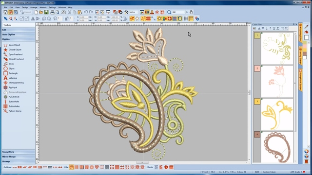 Embroidery Digitising Service In Birmingham Absolute Digitizing