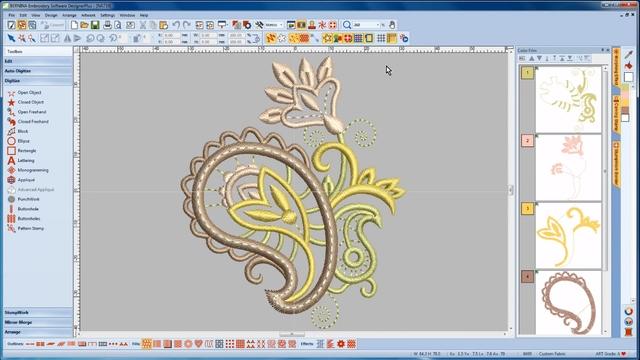 Embroidery Digitising Service In Birmingham Absolute Digitizing