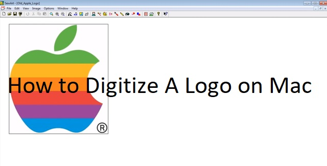 How to Digitize A Logo on Mac