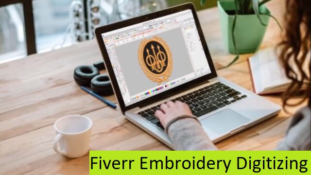 Fiverr Embroidery Digitizing