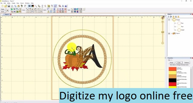 Digitize My Logo Online Free