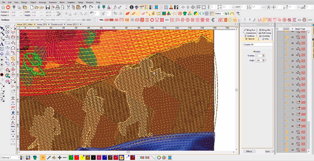 Embroidery Digitalization Service
