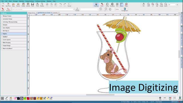 image digitizing