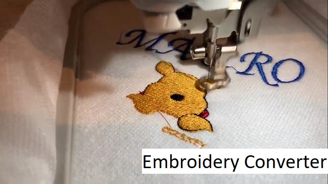 Embroidery Converter